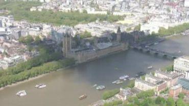 palais de Westminster, le 19 avril 2017