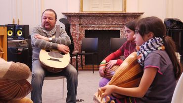 Atelier ReMuA - Chant oriental et percussions