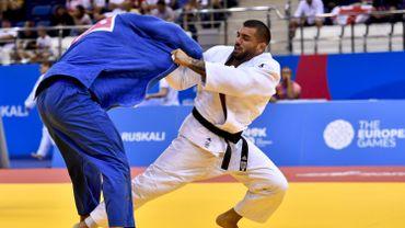 Le judoka belge, Toma Nikiforov de retour en compétition