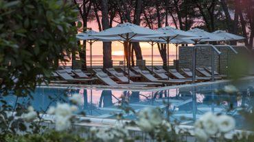 L'hôtel Falkensteiner Club Funanimation Borik se trouve au bord de la mer et au centre de toutes les curiosités de la région de Zadar.