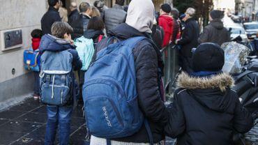 Des élèves de 10 ou 11 ans ont souhaité faire le ramadan