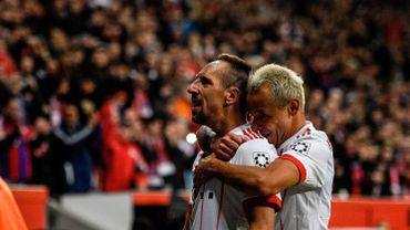 A 34 ans, Ribéry rêve de prolonger encore d'un an avec le Bayern
