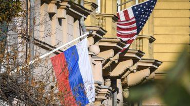 """Traité INF: Moscou annonce la fin du traité nucléaire INF """"à l'initiative"""" des Etats-Unis"""