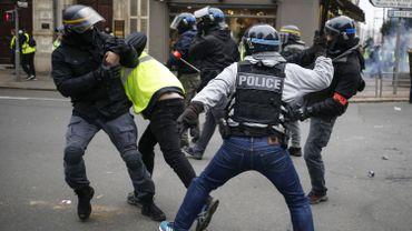 Gilets jaunes: en France l'acte VIII de la mobilisation est en cours