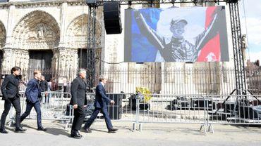 De nombreuses personnalités de la F1 présentes à Chartres pour les funérailles d'Anthoine Hubert