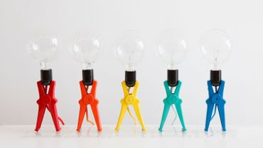 Les lampes croco