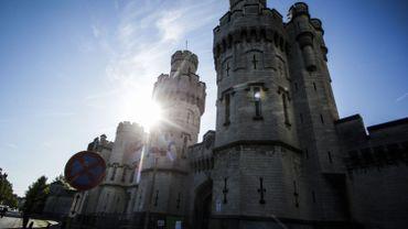 La prison de Saint-Gilles