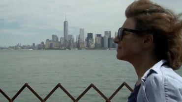Chantal Akerman dans le documentaire de Marianne Lambert