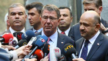 Le chef du Pentagone en Irak pour discuter de l'offensive sur Mossoul