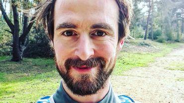 Le belge Karel Sabbe, dentiste gantois, est en train de marquer l'histoire de la course à pied de longue distance