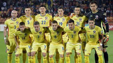 La sélection roumaine de Football
