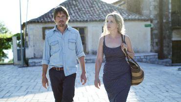 Ethan Hawke et Julie Delpy reprennent les rôles de Jesse et Céline.