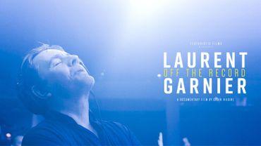 Laurent Garnier va tourner des plans pour son documentaire lors d'une soirée à Bruxelles
