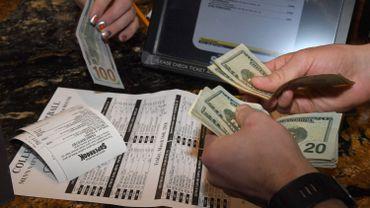 Légalisation des paris sportifs dans 46 des 50 États américains