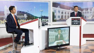Marc Ravalomanana et Andry Rajoelina, débat télévisé décembre 2018