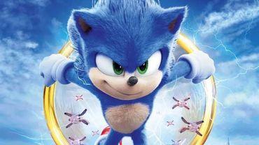 """En France, """"Sonic, le film"""" de Jeff Fowler avec Jim Carrey et James Marsden, a séduit 126 567 spectateurs dès son premier jour au cinéma le 12 février dernier."""