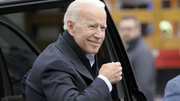 Présidentielle américaine: Joe Biden officialise sa candidature à l'investiture démocrate