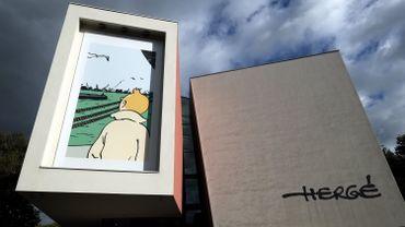 Musée Hergé, Louvain-la-Neuve