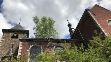 L'église d'Hollogne-aux-Pierres bientôt démolie et peut-être remplacée