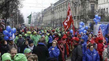 Baisse du nombre d'affilés chez les syndicats, à qui la faute ?