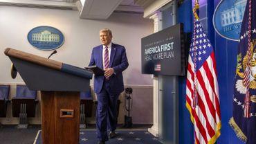 Nouvelle défaite juridique pour Trump dans sa bataille contre les résultats de la présidentielle