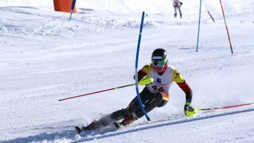 Exploit historique pour le ski alpin belge grâce à Armand Marchant