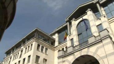 Le bâtiment des Affaires étrangères
