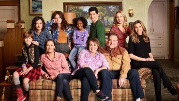 """Le casting du reboot de la série """"Roseanne""""."""