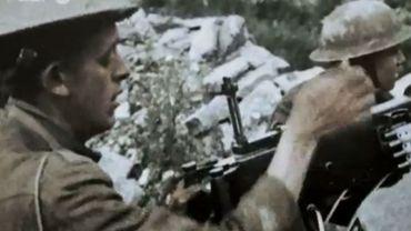 Image d'illustration: des soldats anglais durant la première Guerre Mondiale