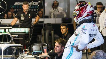 Le DAS, ce volant adaptable de Mercedes qui stupéfie le monde de la F1