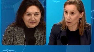 Climat : le face-à-face entre M-C Marghem et Juliette Boulet de la Coalition Climat