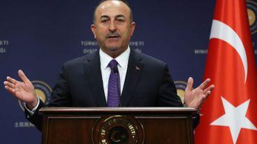 """Conflit en Syrie: une prochaine rupture entre Ankara et Moscou? """"Non"""", selon la Turquie"""