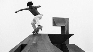 Riding Modern Art : l'art du skate