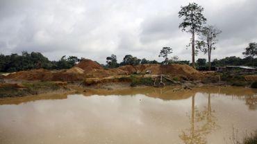 Ghana: 6 morts dans l'effondrement d'une mine d'or