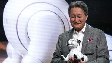 Sony: le PDG Kazuo Hirai se retire de la direction exécutive