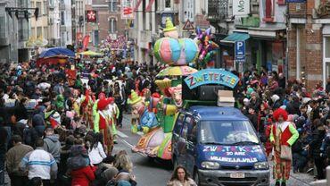Menace terroriste aussi pour le Scharnaval.