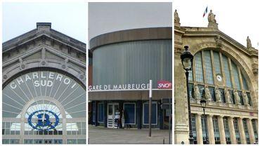 Trois gares un jour reliées entre elles?