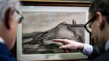 """Ces oeuvres ont été présentées mardi au public lors de l'exposition """"Impressionnisme et au-delà. Un merveilleux voyage"""" au musée Singer Laren."""