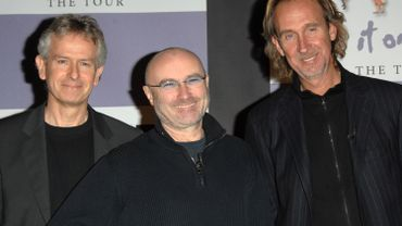 Tony Banks, Phil Collins et Mike Rutherford