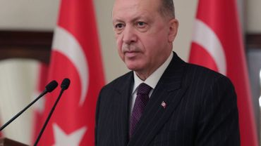 """Méditerranée: Erdogan dit vouloir """"remettre sur les rails"""" les relations Turquie-UE"""