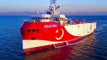 Erdogan envoie un troisième navire de prospection d'hydrocarbures en Méditerranée orientale