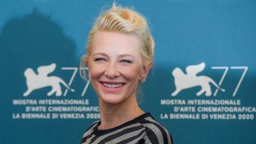 Cate Blanchett, présidente du jury de la Mostra 2020