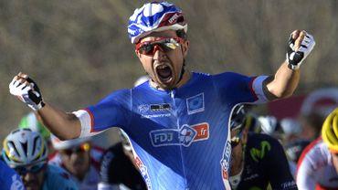 Bouhanni s'adjuge la 1ère étape du Critérium International