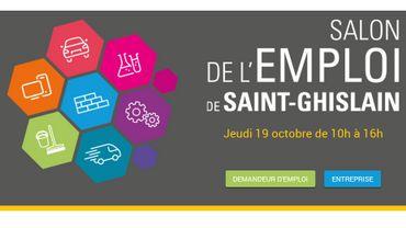 Salon de l'Emploi à Saint-Ghislain le jeudi 19 octobre