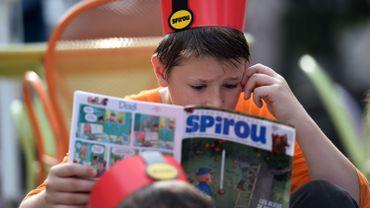 Spirou fête ses 80 ans le temps d'une exposition en France