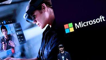Alex Kipman, en charge des thèmes de réalité virtuelle chez Microsoft, en février 2019 à Barcelone