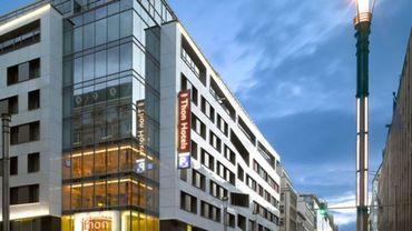 C'est à l'hôtel Thon, rue de la Loi, à Bruxelles, que le palmarès 2013 du label Clé verte a été dévoilé