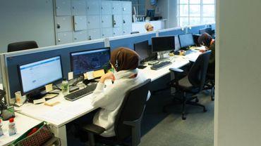 Coronavirus: l'envoi de SMS pour résorber le retard au centre de suivi des contacts à Bruxelles