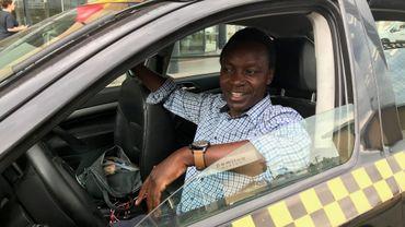 Jacques, chauffeur de taxi à Bruxelles