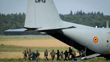 Sabena Aerospace et Blue Aerospace acquièrent la flotte de C-130 de la Défense